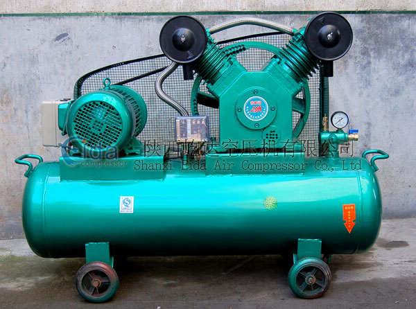 全无油空气压缩机