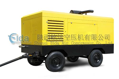 KM-150W移动式螺杆空压机