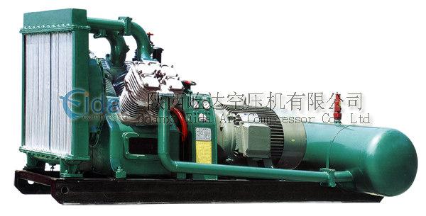 煤矿用井下移动活塞空气压缩机