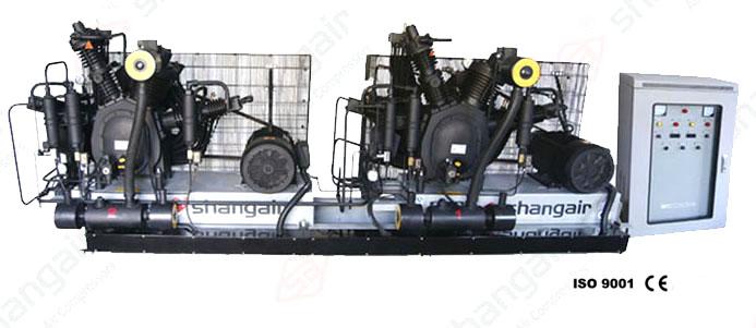 81SH、88SH、80SH系列空气压缩机(双机)